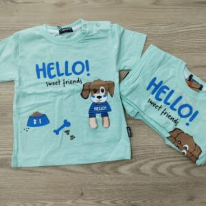 Тениска HELLO